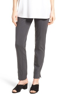 Eileen Fisher Slim Stretch Knit Pants (Regular & Petite)