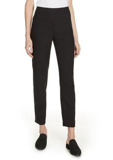 Eileen Fisher Slim Stretch Tencel® Lyocell Ankle Pants