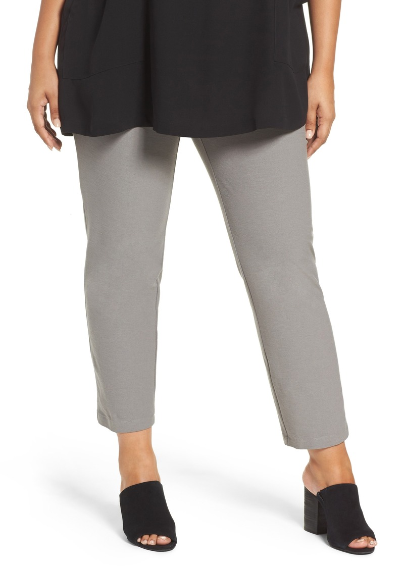b7a46a22576 SALE! Eileen Fisher Eileen Fisher Slim Washable Stretch Crepe Ankle ...