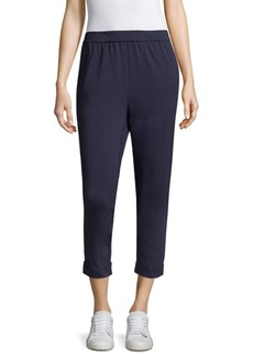 Slouchy Cropped Pants