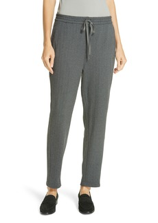 Eileen Fisher Slouchy Drawstring Pants (Regular & Petite)