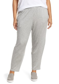 Eileen Fisher Slouchy Stretch Pants (Plus Size)