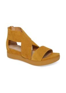 Eileen Fisher Sport Platform Sandal (Women)