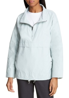 Eileen Fisher Stand Collar Anorak (Regular & Petite)