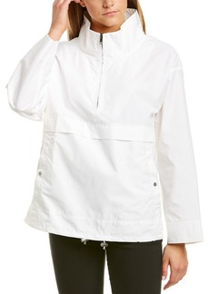 Eileen Fisher Stand-Up Collar Jacket