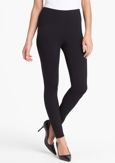 Eileen Fisher Stretch Ankle Leggings (Regular & Petite)