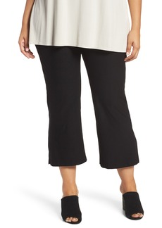 Eileen Fisher Stretch Bootcut Pants (Plus Size)