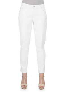 Eileen Fisher Stretch Boyfriend Jeans