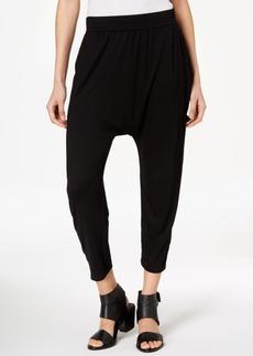 Eileen Fisher Stretch Jersey Cargo Harem Pants, Regular & Petite