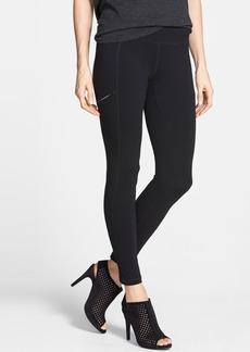 Eileen Fisher Stretch Knit Skinny Pants (Regular & Petite)