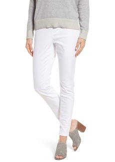 Eileen Fisher Stretch Organic Cotton Denim Skinny Pants (Regular & Petite)