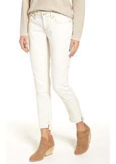 Eileen Fisher Stretch Organic Cotton Slim Ankle Jeans (Regular & Petite)
