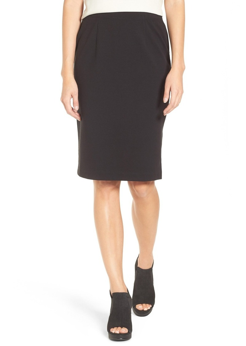 af67797769 Eileen Fisher Eileen Fisher Stretch Ponte Pencil Skirt   Skirts
