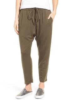 Eileen Fisher Stretch Tencel® Fleece Pants (Regular & Petite)