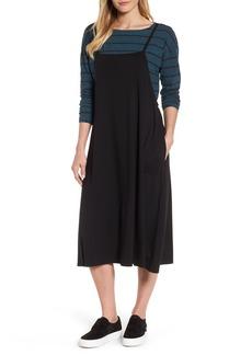 Eileen Fisher Stretch Tencel® Lyocell Jumper Dress
