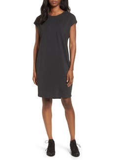 Eileen Fisher Stretch Tencel® Knit Shift Dress