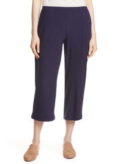 Eileen Fisher Stretch Tencel® Lyocell Crop Pants