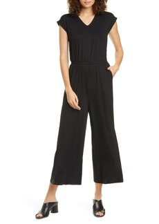 Eileen Fisher Stretch Tencel® Lyocell Jumpsuit