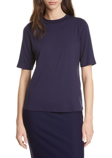 Eileen Fisher Stretch Tencel® Lyocell Tee