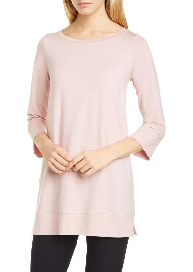 Eileen Fisher Stretch Tencel® Lyocell Tunic