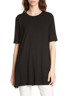 Eileen Fisher Stretch Tencel® Lyocell Tunic (Regular & Petite)