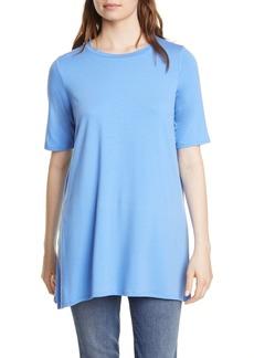 Eileen Fisher Stretch Tencel® Lyocell Tunic (Regular & Petite)