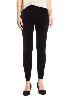Eileen Fisher Stretch Velvet Leggings (Regular & Petite)
