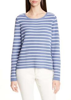 Eileen Fisher Stripe Sweater