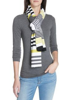 Eileen Fisher Striped Scarf
