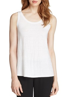 Eileen Fisher System Scoop Neck Tank, Regular & Petite