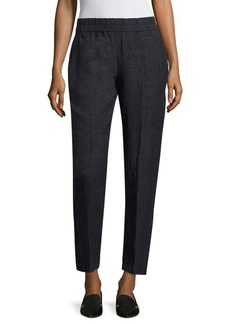 Eileen Fisher Tapered Relaxed Pants
