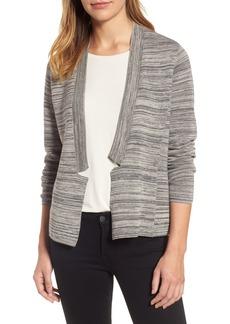 Eileen Fisher Tencel® Lyocell & Organic Cotton Cardigan (Regular & Petite)