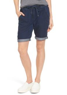 Eileen Fisher Tencel® & Organic Cotton Walking Shorts