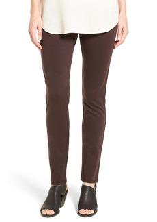 Eileen Fisher Tencel® Blend Ponte Slim Leg Pants