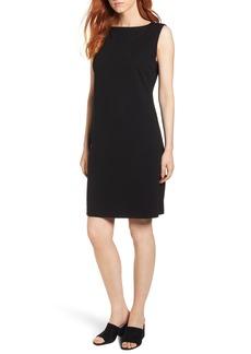 Eileen Fisher Tencel® Blend Shift Dress