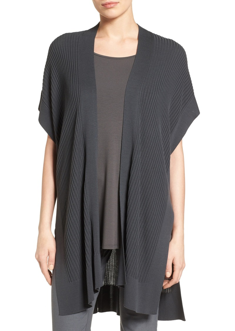 Eileen Fisher Eileen Fisher Tencel® Kimono Cardigan (Regular ...