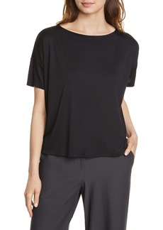 Eileen Fisher Tencel® Lyocell Top (Regular & Petite)