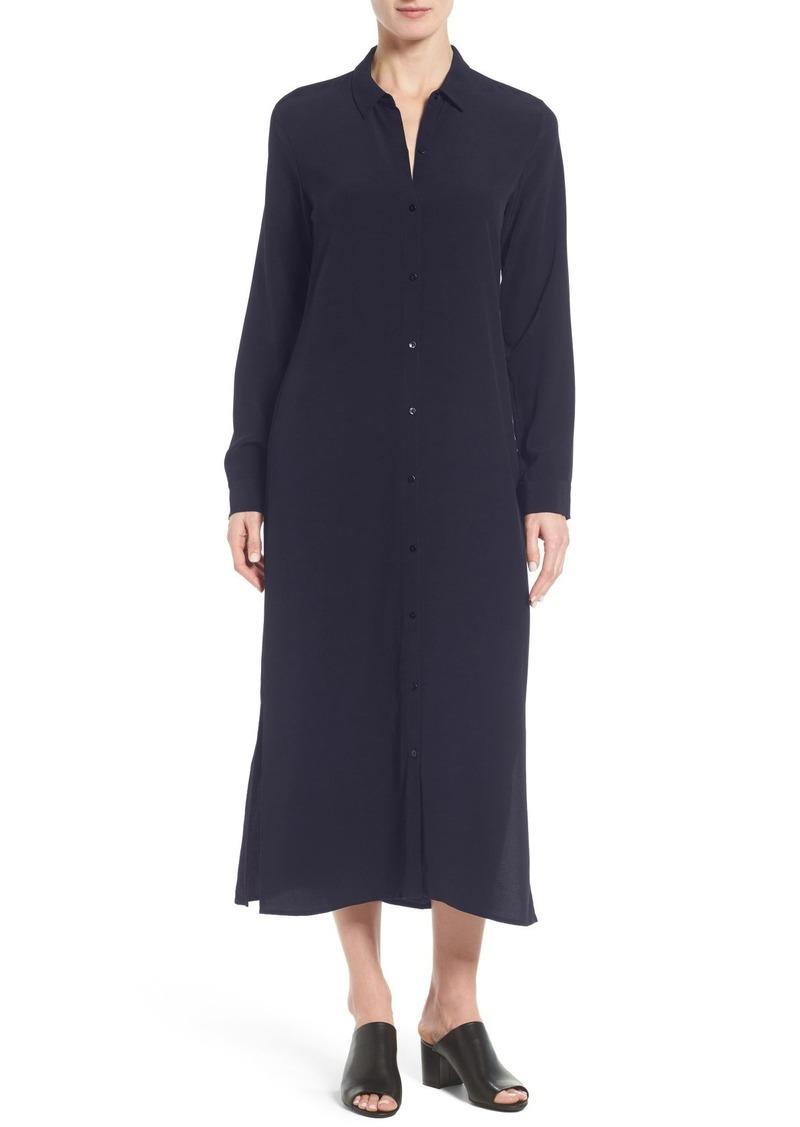 c6d0640968c Eileen Fisher Eileen Fisher Tencel® Shirtdress