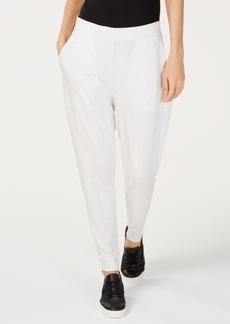 Eileen Fisher Tencel Slouchy Ankle Pants