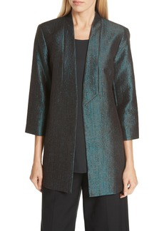 Eileen Fisher Textured Jacket