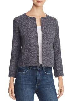 Eileen Fisher Textured Open Cardigan - 100% Exclusive