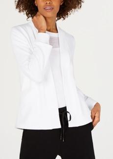 Eileen Fisher Textured Short Jacket