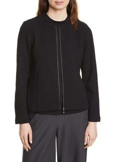 Eileen Fisher Textured Tencel® Lyocell Blend Jacket