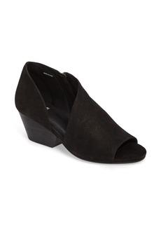 Eileen Fisher Time Block Heel Bootie (Women)