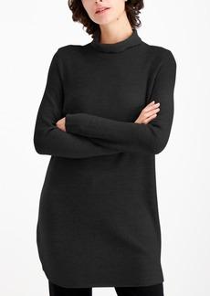 Eileen Fisher Turtleneck Tunic Sweater