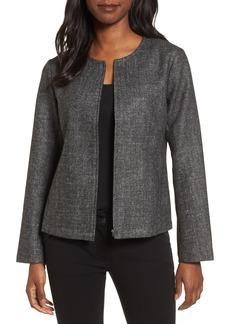 Eileen Fisher Tweed Jacket (Nordstrom Exclusive)