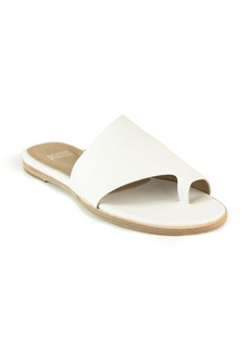 Eileen Fisher Ty Flat Sandal (Women)