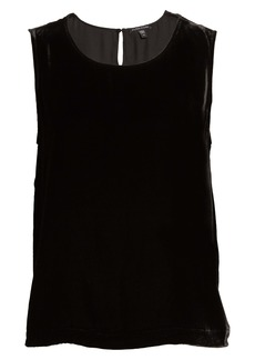 Eileen Fisher Velvet Tank Top