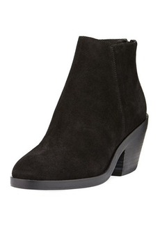 Eileen Fisher Verge Wedge Suede Bootie
