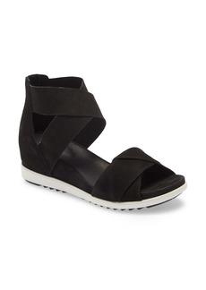 Eileen Fisher Viv Wedge Sandal (Women)